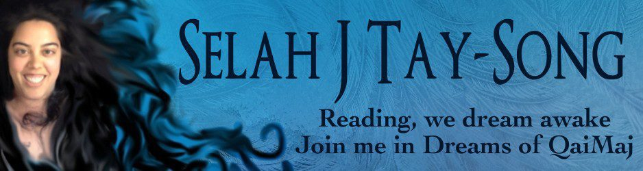 Selah J Tay-Song – Reading, we dream together  Join me in Dreams of
